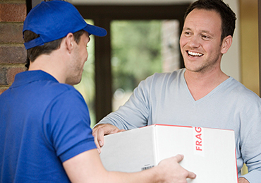 Courier Services in Essex